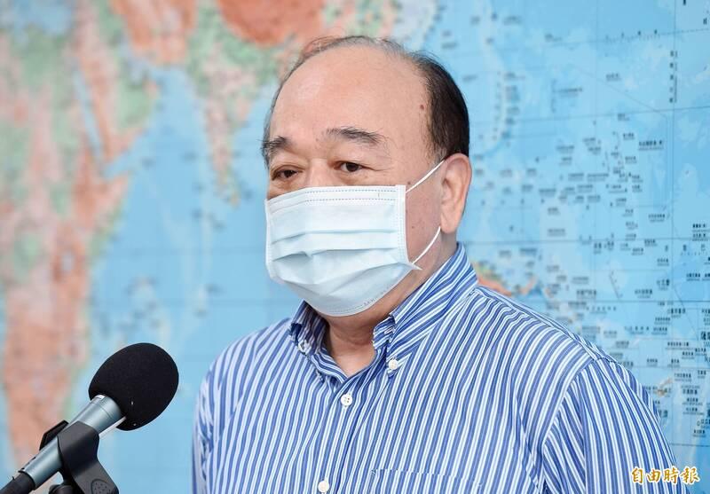 國民黨立委吳斯懷。(資料照)