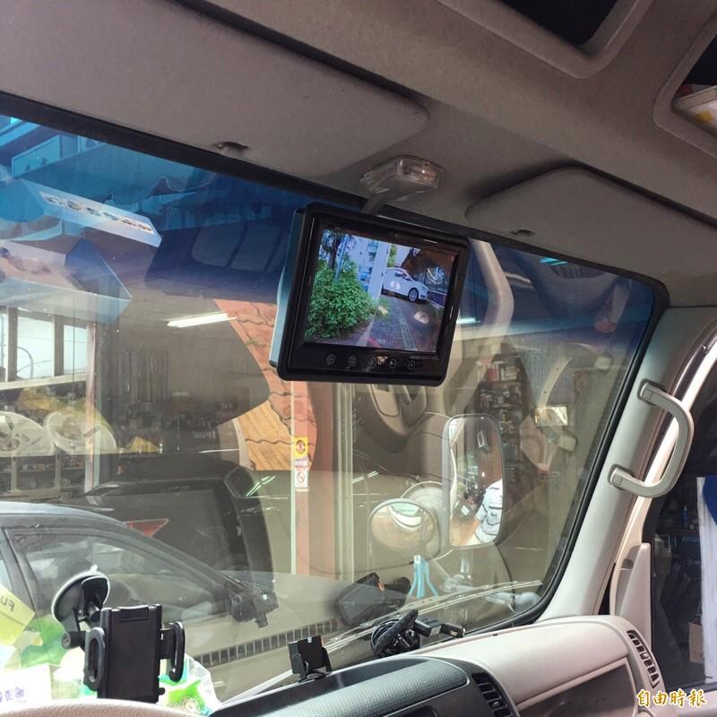 羅男用行車紀錄器證明自己清白。(模擬圖,記者顏宏駿攝)