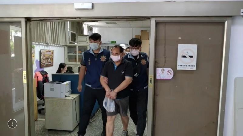 統促黨福星黨部主委溫吉成涉嫌不當處理土地糾紛,被移送法辦。(記者邱俊福翻攝)