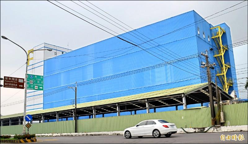 知名冷凍倉儲 九如廠房29日法拍|銀行貸款