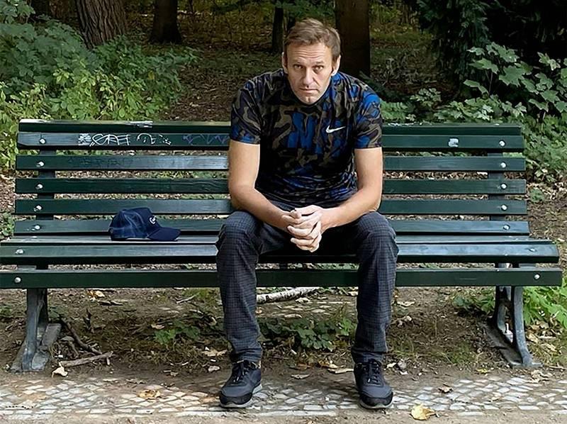俄羅斯反對派領袖納瓦尼(見圖)遭到神經毒氣所害,送往德國治療後恢復狀況良好,23日已順利出院,未來有望完全康復,不過近期傳出他在俄國的資產遭到當局「抄家」。(法新社)
