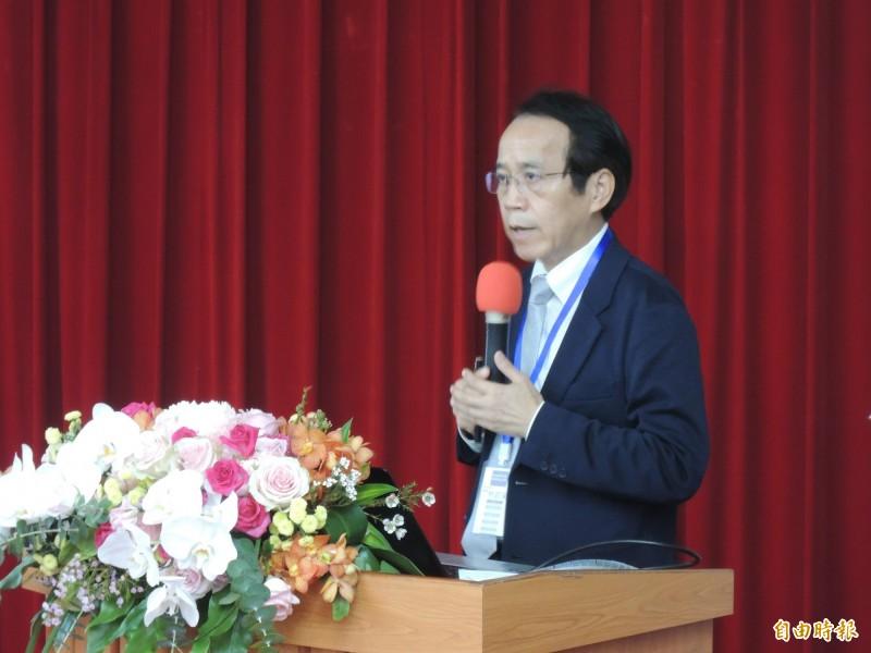 高市副市長林欽榮透露,高市府會做好一切準備,不放棄爭取台積電。(記者王榮祥攝)