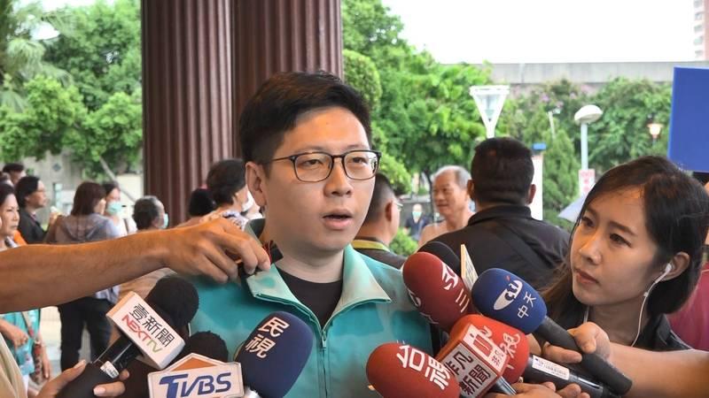 王浩宇(見圖)強調,他當初服「替代役」,卻一直被攻擊「怯戰」,「替代役」一直被很多人誤會不用上戰場,其實在戰爭時也得接受動員徵召。(資料照)