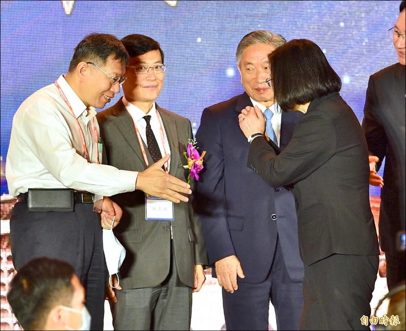 蔡:台灣是最好的投資選擇