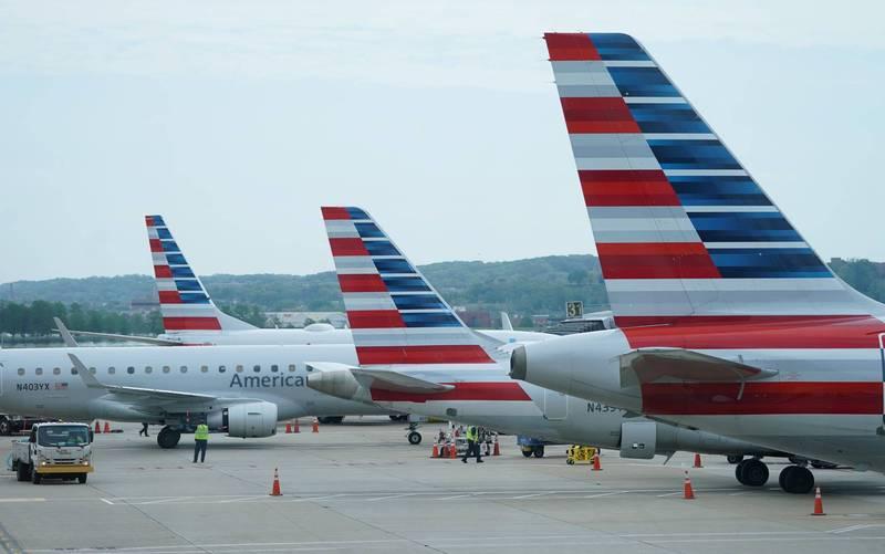 美國財政部表示,對7家大型航空公司的紓困貸款即將在30日到期,敦促國會通過數十億的援助法案,來拯救航空業數以萬計的工作。(路透)