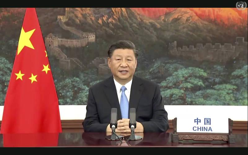 美國駐中大使布蘭斯塔德將在10月離任,他29日受訪感嘆,美中關係不對等,中國反應總是以牙還牙;對此,中國旅美政論作家陳破空指出,中共總書記習近平(見圖)擁有4點底氣威脅世界各國。(美聯社資料照)