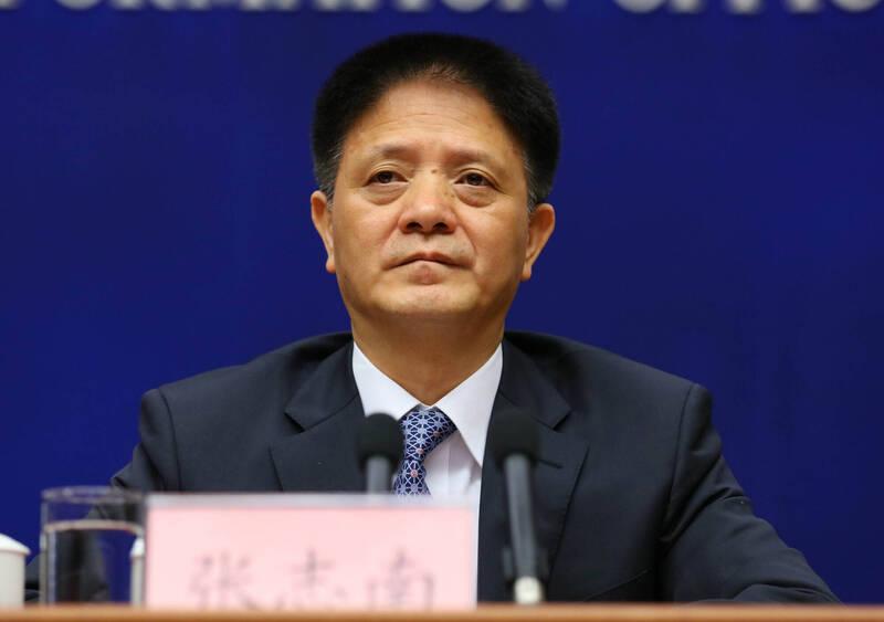 前福建副省長張志南遭雙開  被指防疫形式主義|銀行貸款