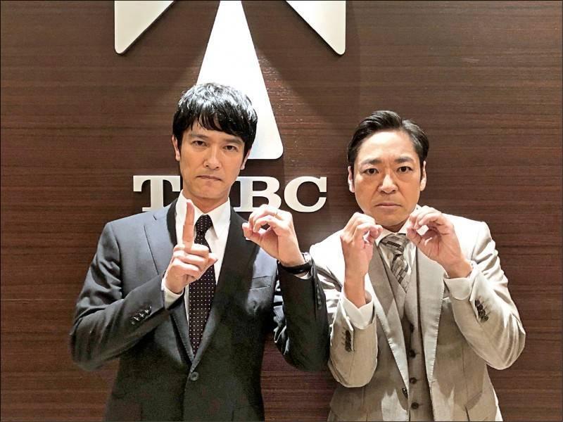 日劇《半澤直樹2》風靡全日本,27日晚間播出大結局,收視率高達32.7%,甚至連日本自來水單位的數據都能展現「半澤直樹」的魅力。(翻攝自Twitter)