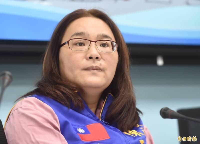國民黨立委陳玉珍與媒體人黃光芹在政論節目上互槓,今天兩人繼續在網路上隔空互嗆。(資料照)