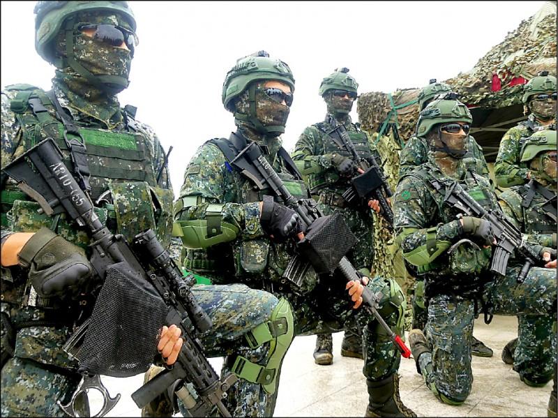 立法院國民黨團總召林為洲昨表示,不反對國軍對後備戰力進行改革,甚至對於徵兵制,都應該重啟討論。(資料照)