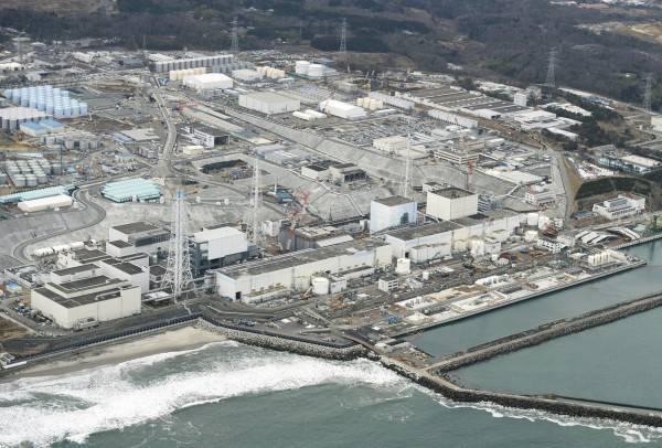日本311大地震引發福島核災,當地災民提起集體訴訟,圖為福島第一核電廠。(美聯社)
