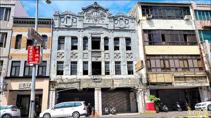 「台南市歷史街區振興自治條例」自2012年推動以來,包括文化部計畫在內,已核定補助177件,明年擬擴大自治條例補助範圍。(記者劉婉君攝)