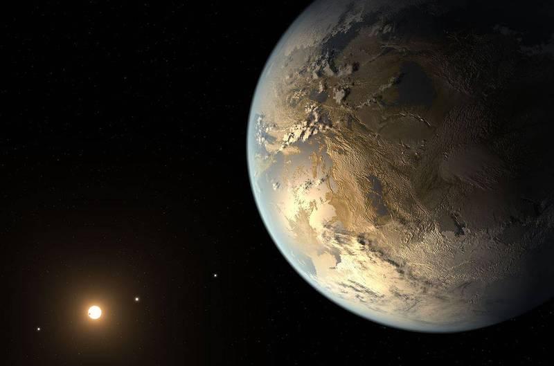 科學家不斷探詢可能孕育生命或適合人類居住的星球。(圖擷取自華盛頓州立大學新聞網頁、NASA)