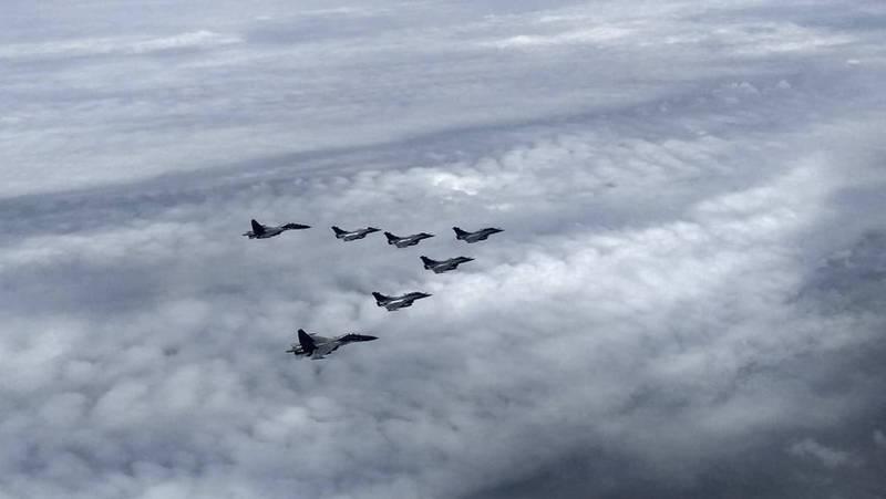 印度軍方指出,空軍已經準備好空襲中國。(美聯社檔案照)