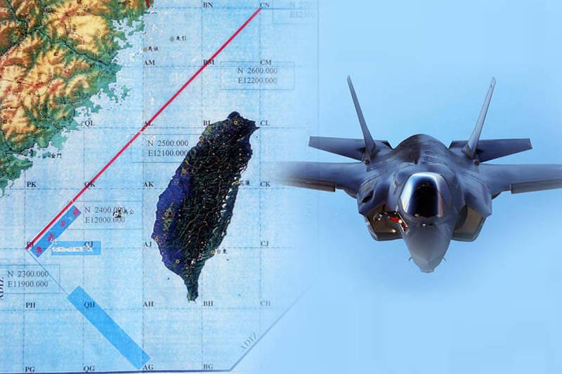 美國前國防部副部長布萊恩建議,租借F-35B戰鬥機給台灣,將能有效對抗中共威脅,並穩定東亞安全。(右圖為美軍F-35B戰鬥機,路透資料照,左圖為本報資料照;本報合成)