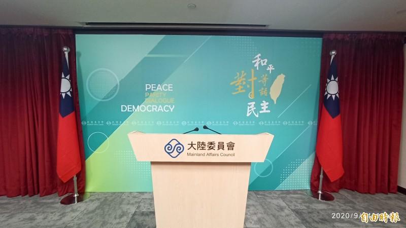 中國官媒《環球時報》總編輯胡錫進發文批評蔡總統的國慶演說,陸委會回應表示,北京當局不應放任官媒胡言亂語,胡亂放話。(資料照)
