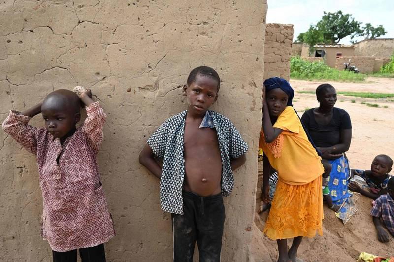 世界銀行表示,在疫情下,有4300萬非洲人陷入極端貧困的風險中。(法新社)