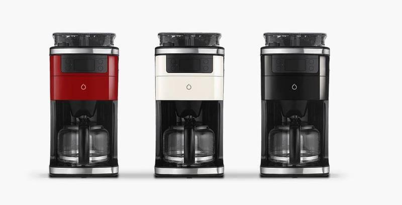 Avast高級研究員使用Smarter智慧咖啡機做實驗,找到入侵咖啡機並勒索金錢的方法。(圖擷自Smarter網站)