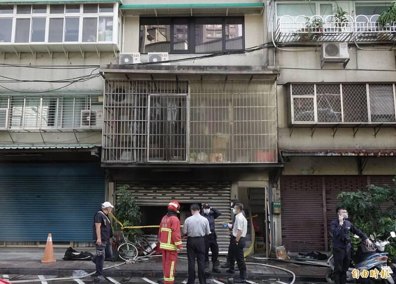 台北市內湖康寧路一處未立案私人養護所9月22日失火,造成臥床長者3死。(資料照,記者張嘉明攝)