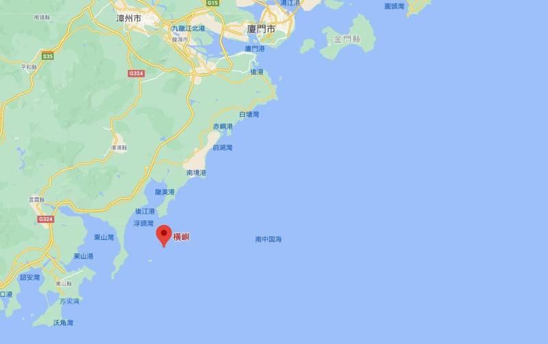 [新聞] 共軍又宣布在台海實彈射擊 距金門不到100