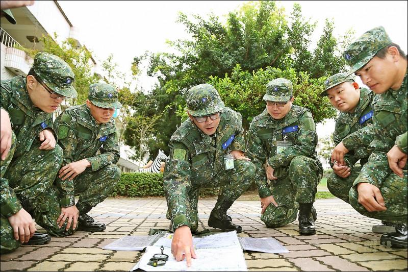 軍方將強化召訓,退將籲落實量化考核。(圖:軍聞社提供)