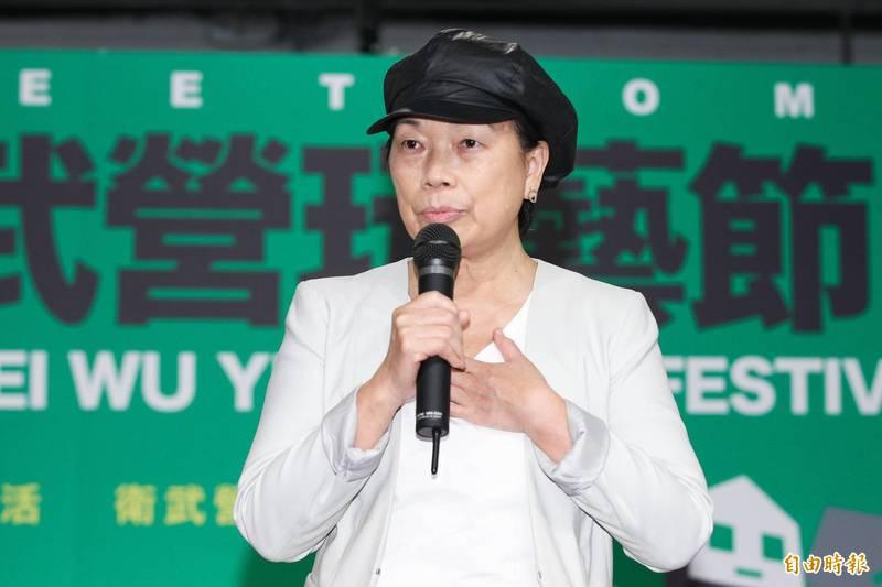 龍應台「我反戰」貼文惹議,陳芳明強調龍應台矯情虛偽,更故意不面對殘酷的現實。(資料照)