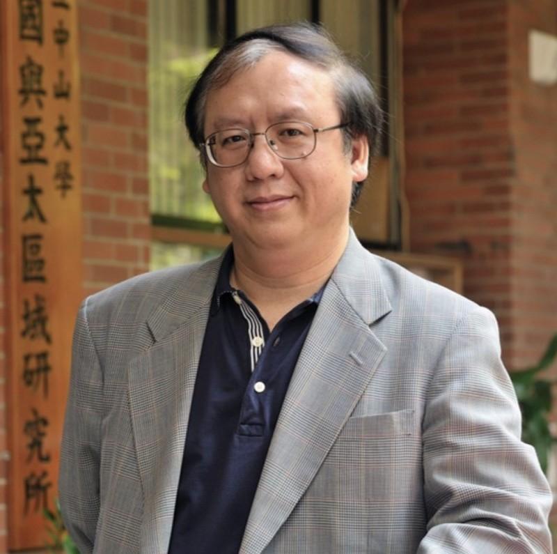 林德昌教授申請提前於明年2月退休。(擷自中山大學官網)