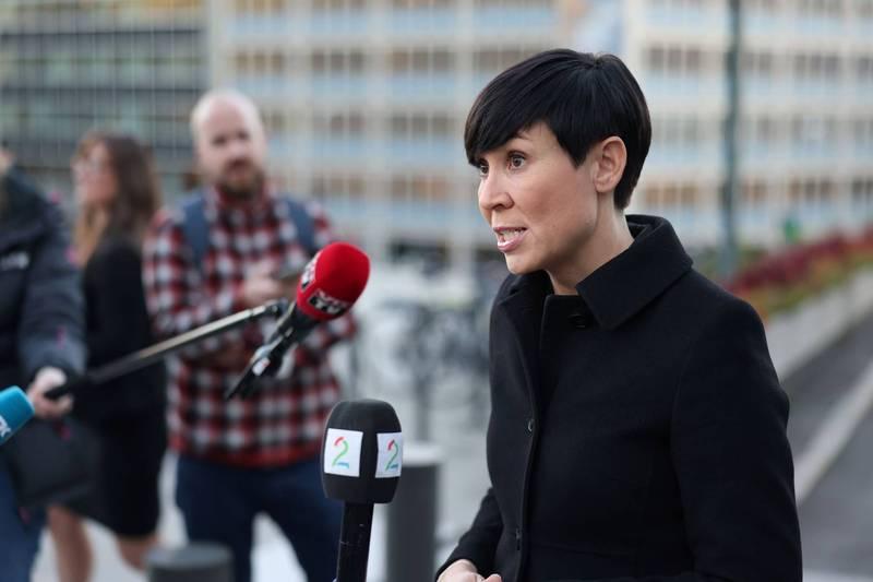 挪威外交部長索雷德13日表示,挪威國會8月遭駭幕後黑手為俄羅斯。(路透)