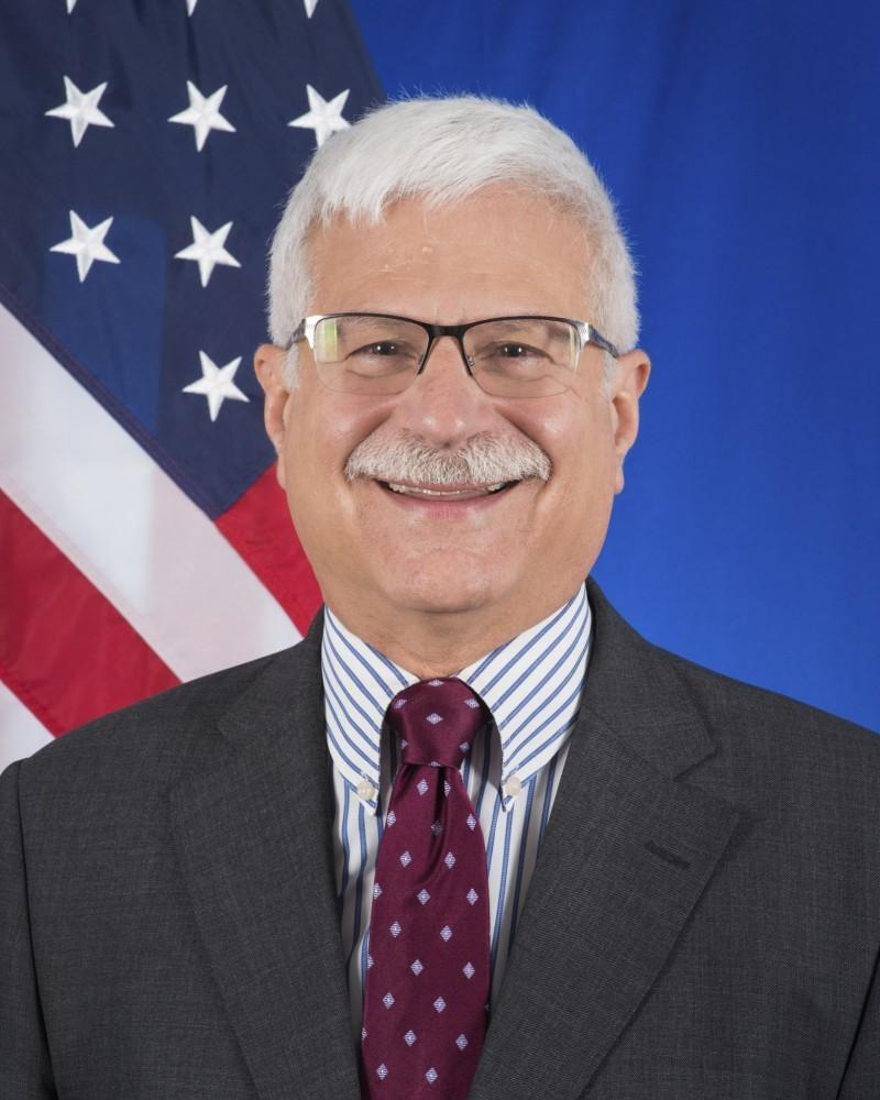 美國國務院宣布,任命國務院民主、人權暨勞工事務局助理國務卿戴斯卓兼任西藏事務特別協調員。(取自美國國務院官網)