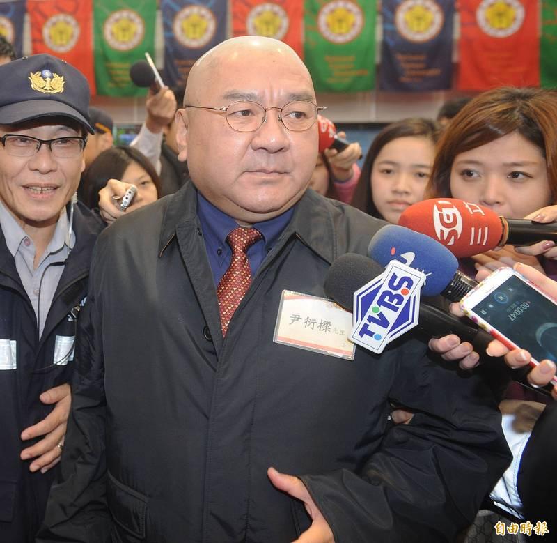 潤泰集團總裁尹衍樑。(資料照)