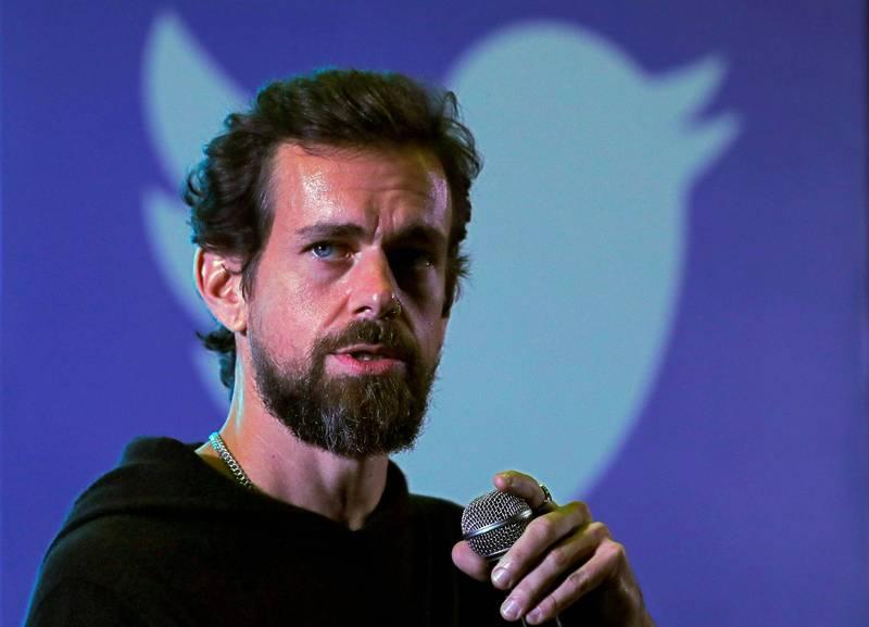 杜錫今晚在推特承認封殺新聞聯結是個錯誤,並表示已經改進。(路透檔案照)