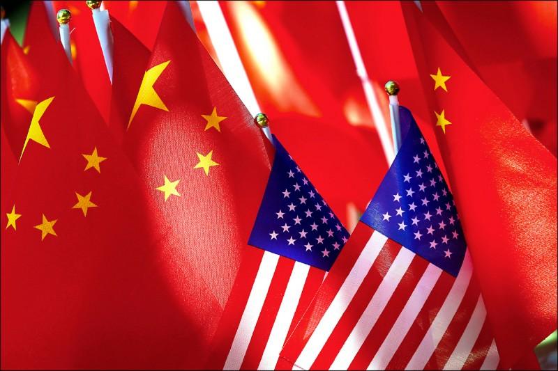 中、美兩國三月至今陷入一九七九年兩國建交以來最低潮。(美聯社檔案照)