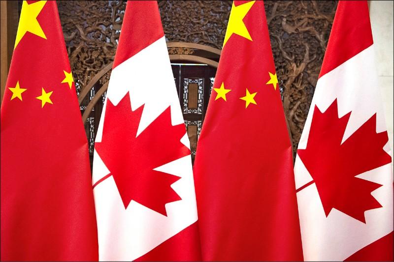 近兩年關係緊繃的中國和加拿大高層,在十三日迎來兩國建交五十週年當天唇槍舌劍。(法新社檔案照)