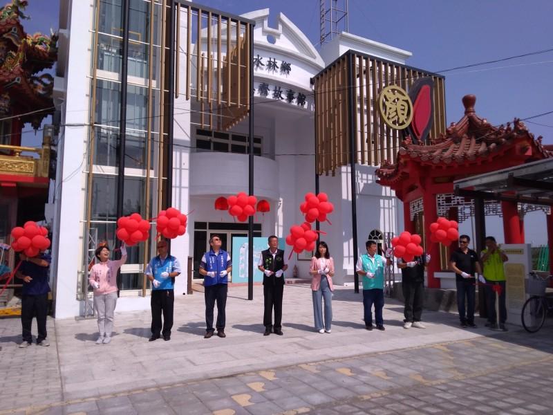 水林顏思齊故事館重啟開幕,將成為164縣道的創新亮點。(記者詹士弘翻攝)
