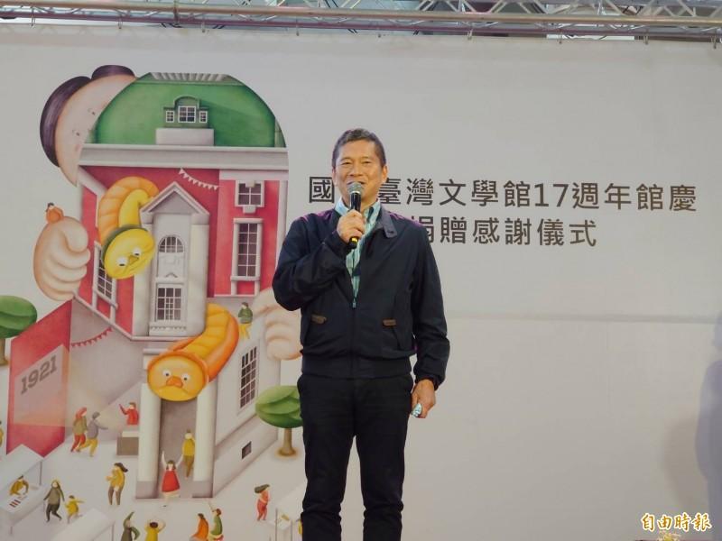 台灣文化協會99周年紀念 李永得:感謝前輩先賢建立台灣文化主體
