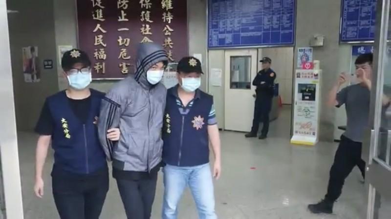 「保護傘」潑屎案 莫姓犯嫌火速收押禁見