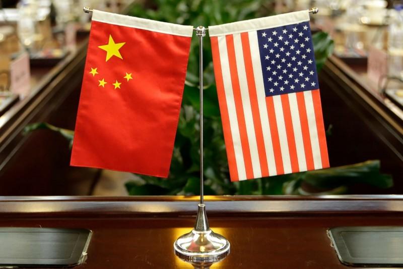 美國官員透露,川普上任之初並未視中國為最大威脅,是今年3月起才鐵了心對抗中國。(法新社檔案照)