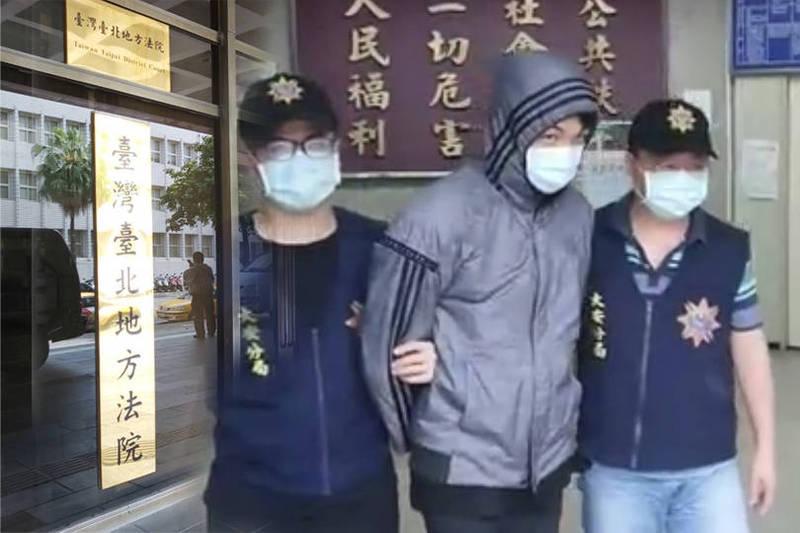 北院認為幕後還有藏鏡人,裁定莫男羈押禁見。(記者吳政峰翻攝;本報合成)