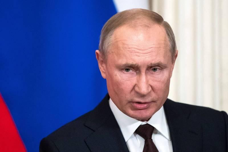 俄羅斯總統普廷16日提議《新削減戰略武器條約》延長一年,美國白宮則在同日拒絕。(路透)