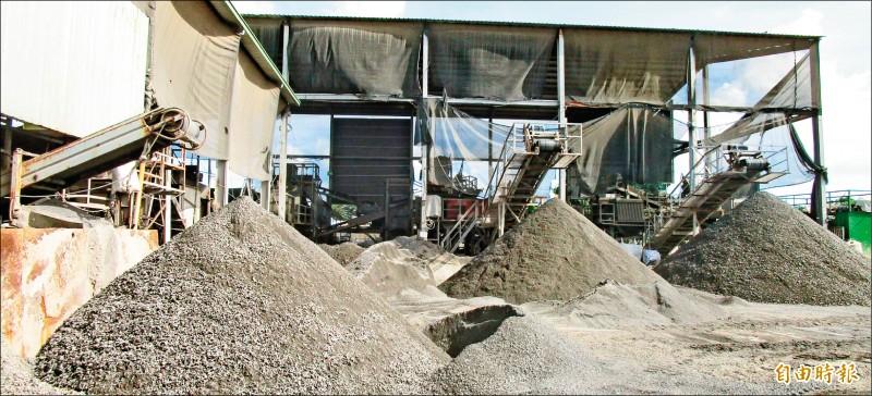 《高雄》焚化底渣再利用 市庫年省8.2億