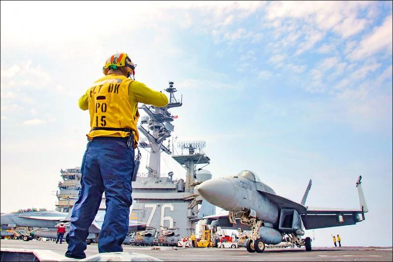 戰略學者:美強化南海軍力 可就近馳援台海