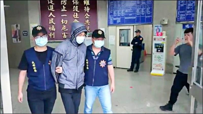 北院認為幕後還有藏鏡人,裁定莫男羈押禁見。(記者吳政峰翻攝)
