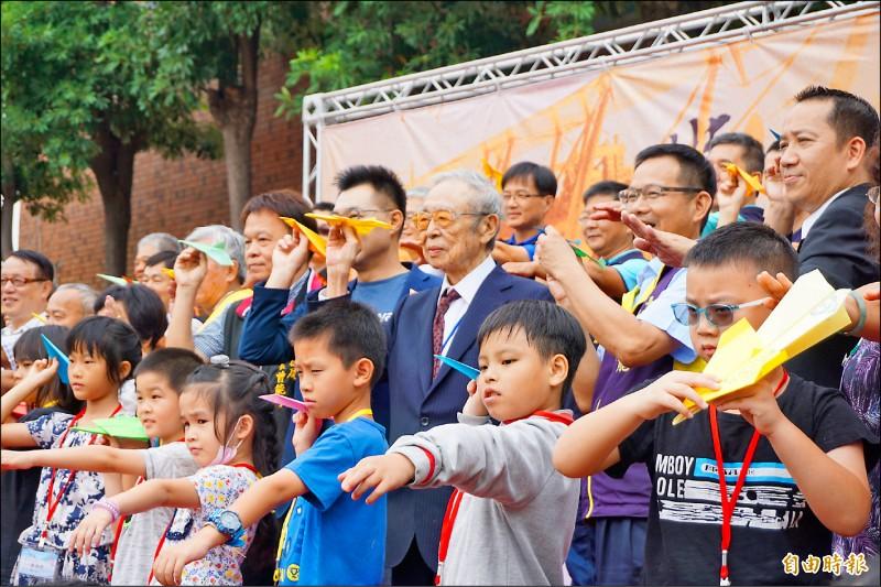 《台中》飛行英雄謝文達首航百週年 豐原辦活動紀念