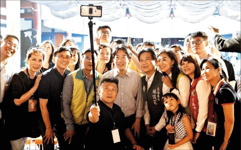 《台南》南德相聚 賴清德暢談文化觀光