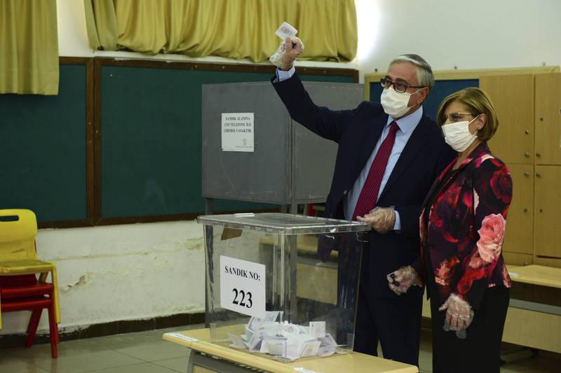 北賽普勒斯總統大選第二輪登場 統獨兩派續戰