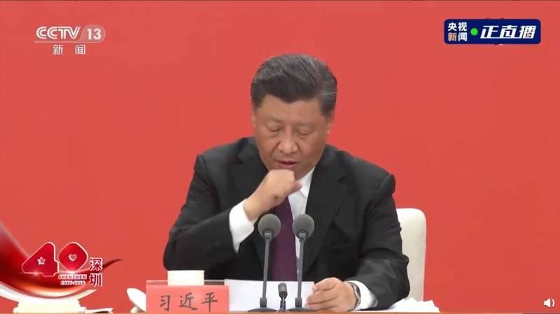 中共國家主席習近平。(資料照)