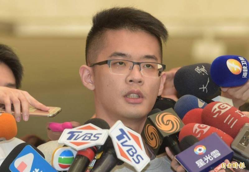 李戡今天指出,中國對台系統沒智商指揮台灣媒體,台灣社會應有足夠自信,證明中國的愚蠢。(資料照)