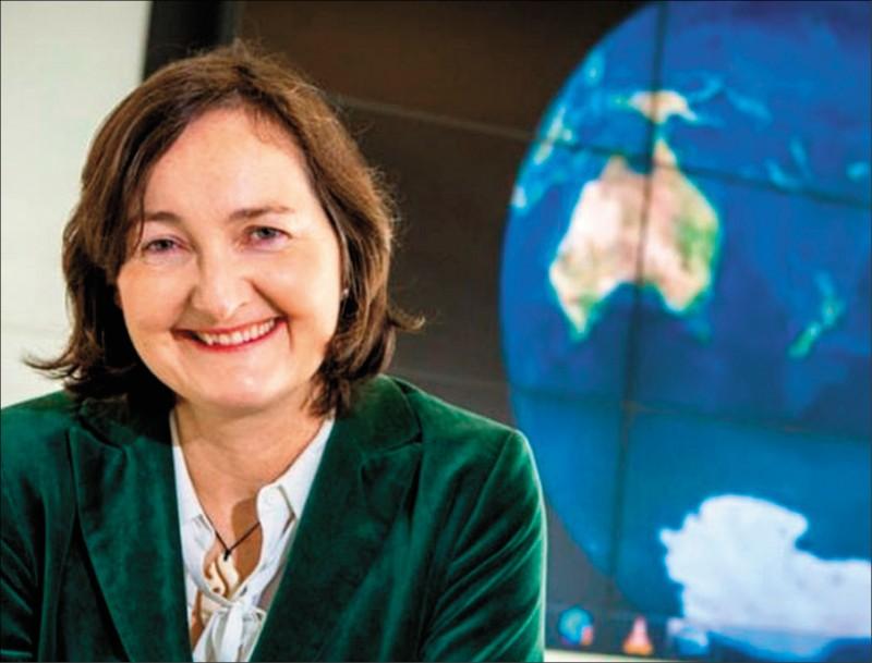 紐西蘭坎特布里大學政治學者布雷迪(Anne-Marie Brady)因揭發國內大學與中國的可疑關係,遭到校方調查。(取自網路)