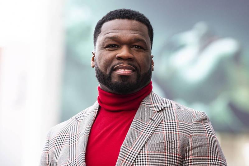 美國非裔饒舌歌手「50 cent」(見圖)在社群平台直接大爆粗口,並高喊「投給川普,我不在乎川普不喜歡黑人」。(歐新社)