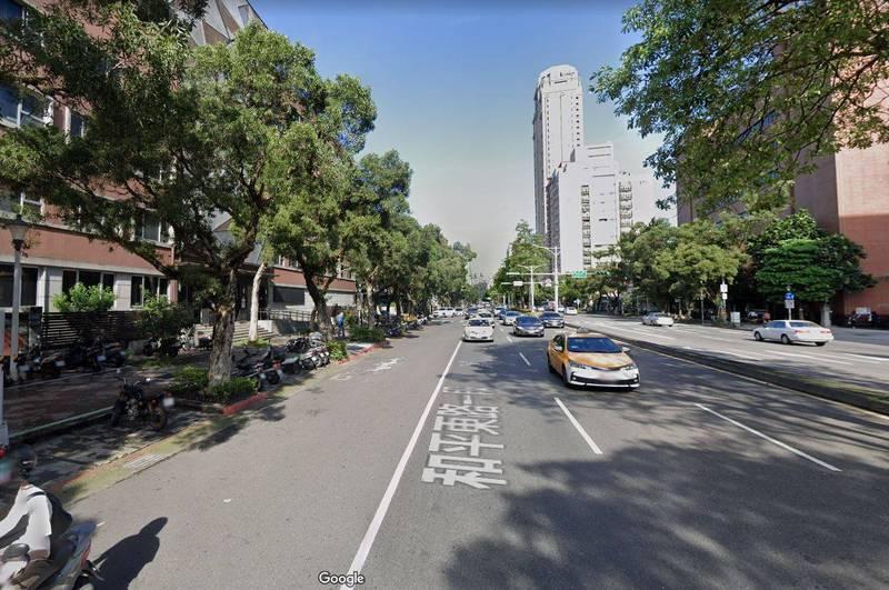 和平東路、師大路口。(圖片翻攝自google map)